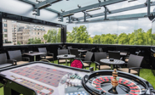 Roulette du Park Lane Club de Mayfair a Londres