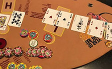 Jackpot progressif au pai gow poker au Planet Hollywood